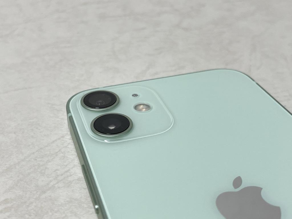iPhone 12 miniカメラ