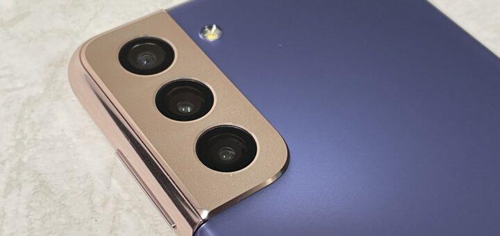 Galaxy S21カメラ
