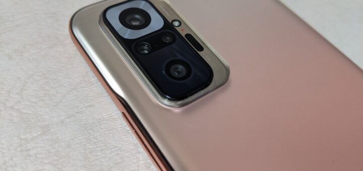 Redmi Note 10 Proカメラ