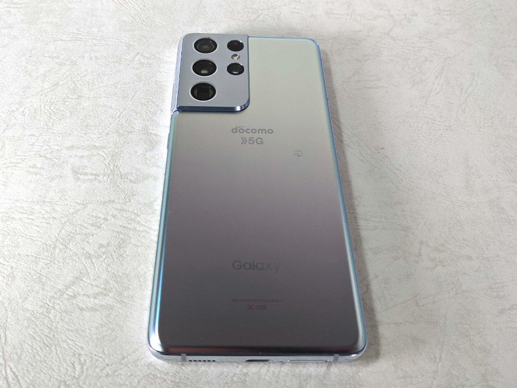 Galaxy S21 Ultra 5G背面