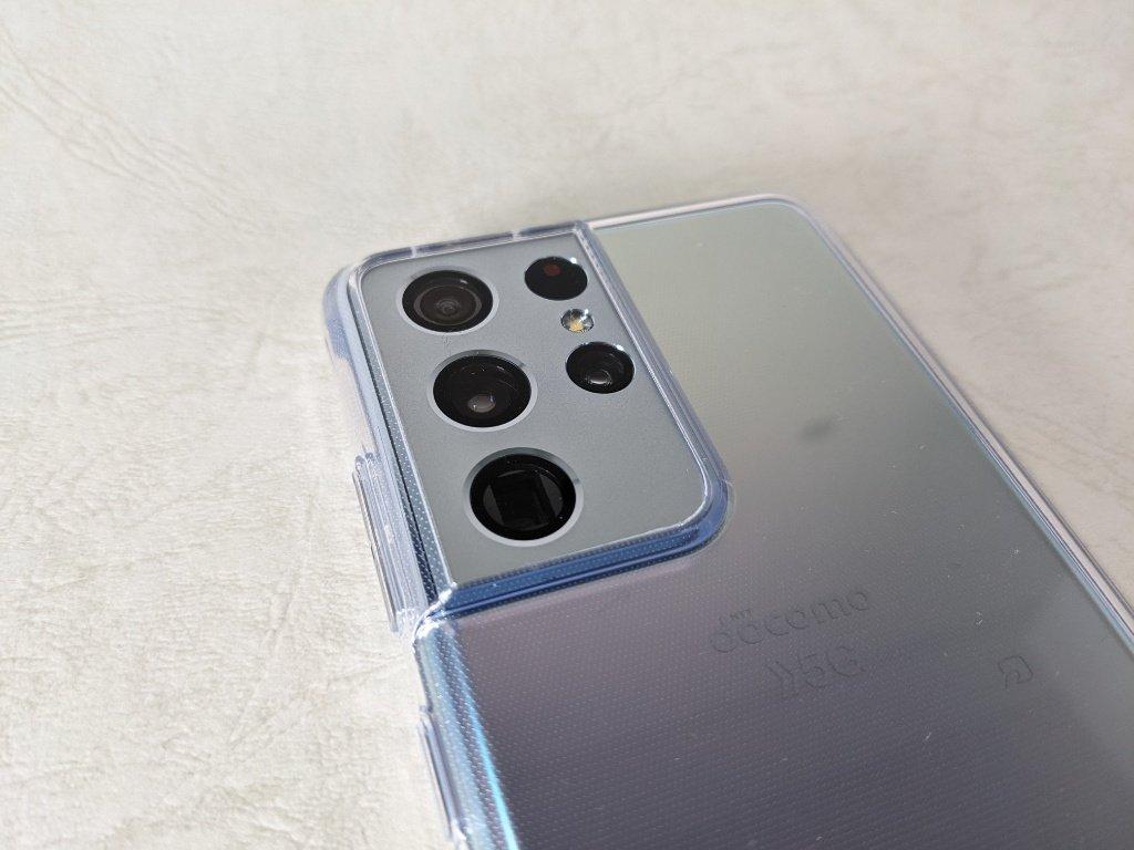 Galaxy S21 Ultraカメラ