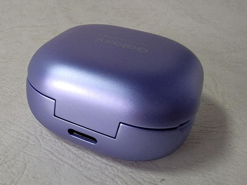Galaxy Buds Pro充電端子