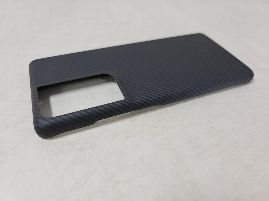 Galaxy S21 Ultra Air Case側面