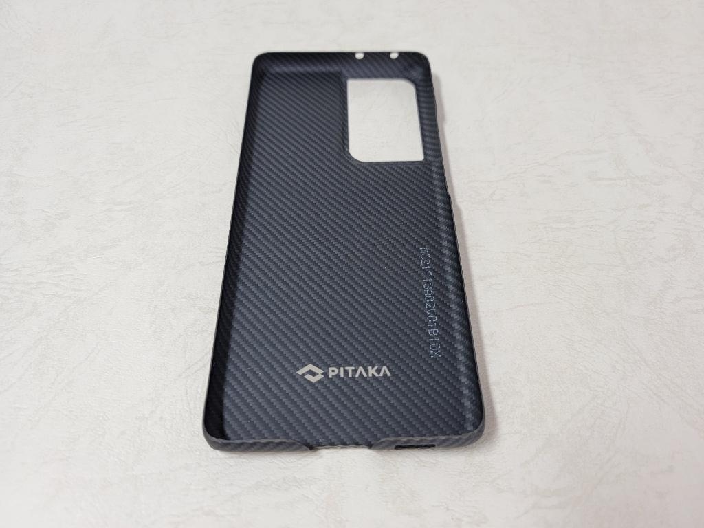 Galaxy S21 Ultra Air Case内側