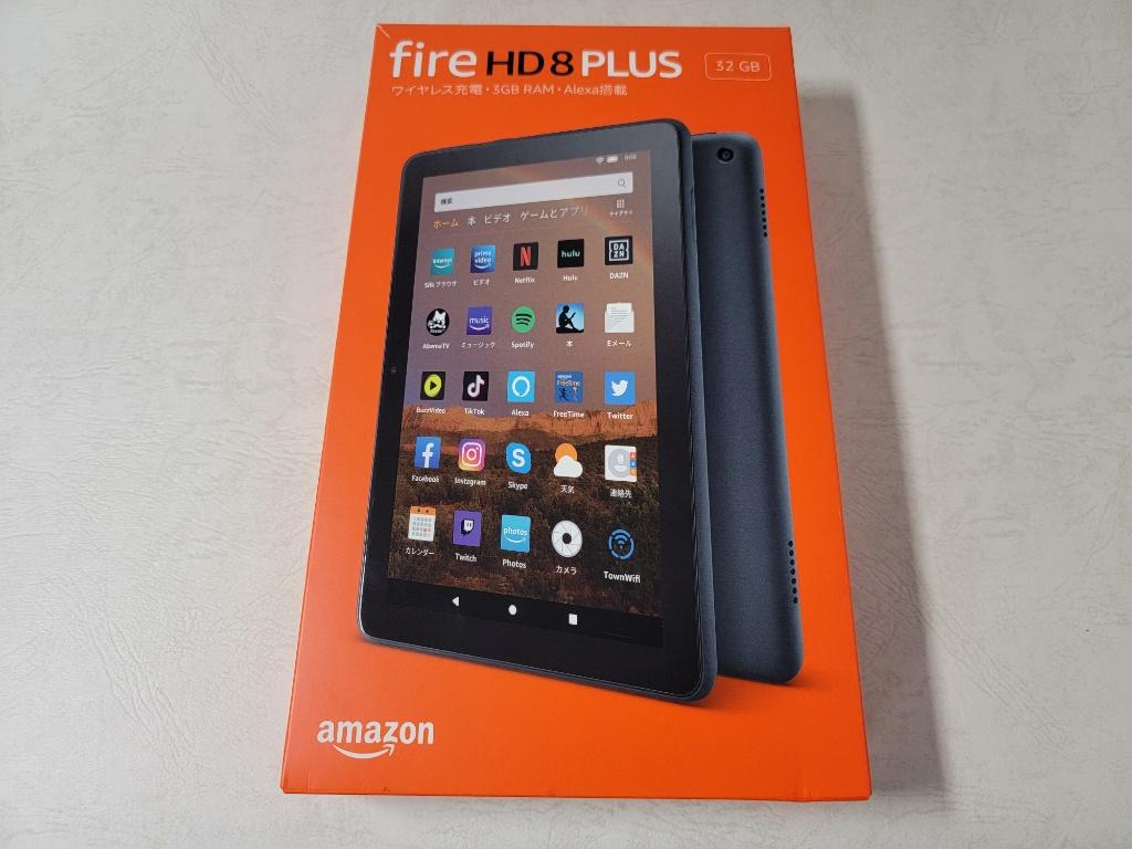 Fire HD 8 Plus外箱