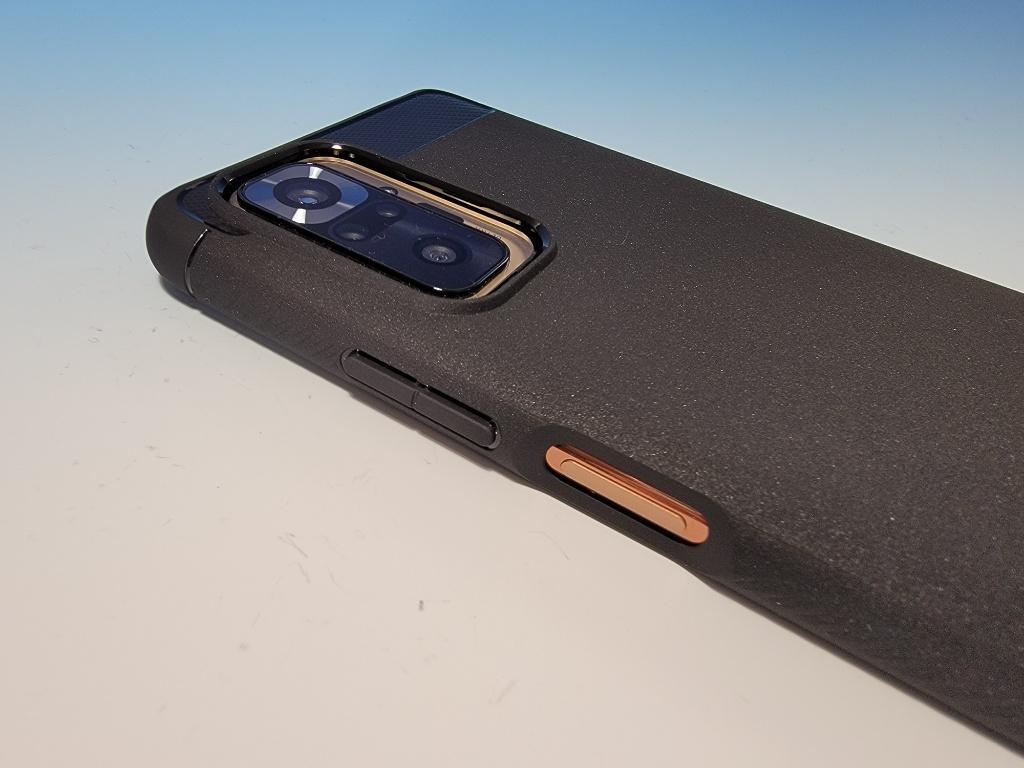Redmi Note 10 Pro指紋センサーラギッド・アーマー