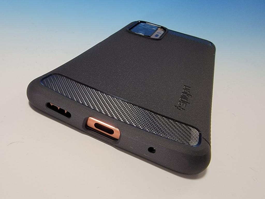 Redmi Note 10 Pro充電端子