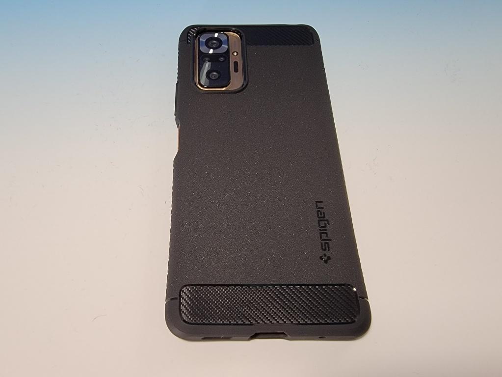 Redmi Note 10 Proラギッド・アーマー背面