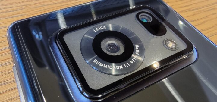 AQUOS R6本体カメラ