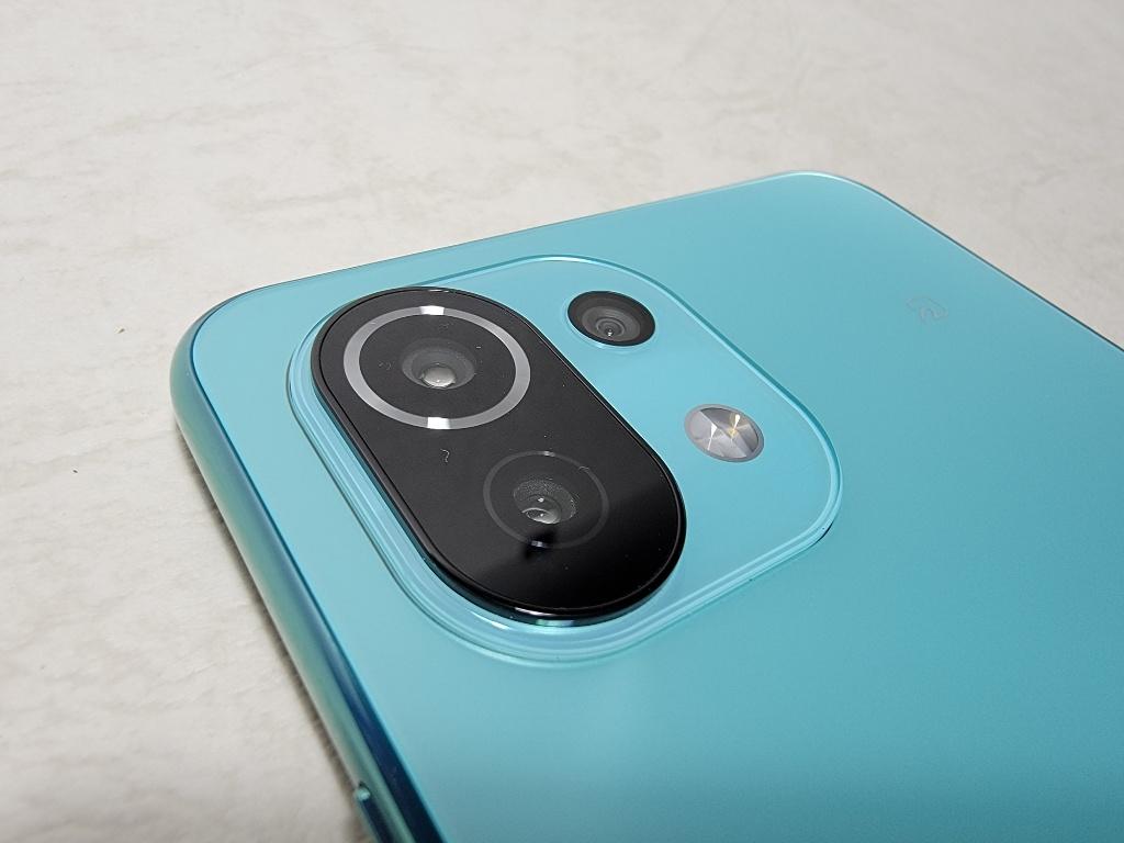 Mi 11 Lite 5Gカメラ
