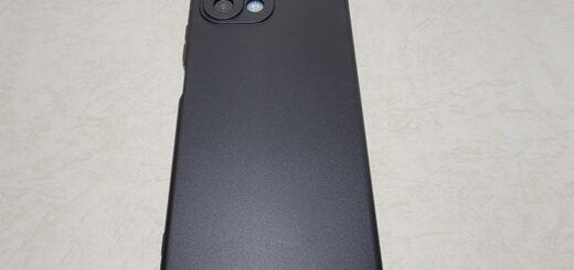 Mi 11 Lite 5Gケース装着