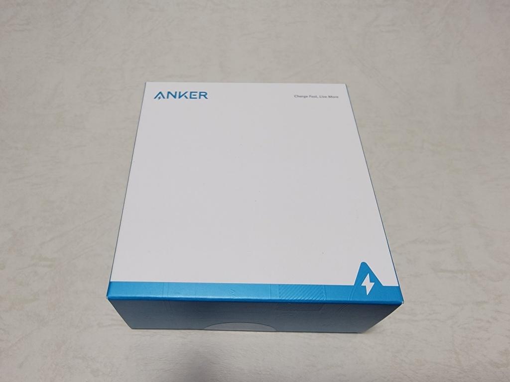 Anker PowerPort III 65W Pod外箱