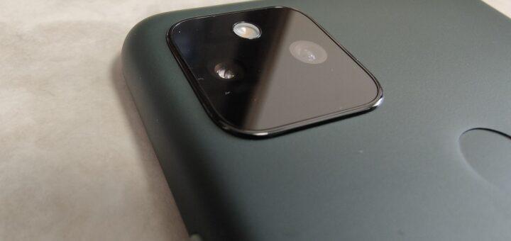 Pixel 5aカメラ