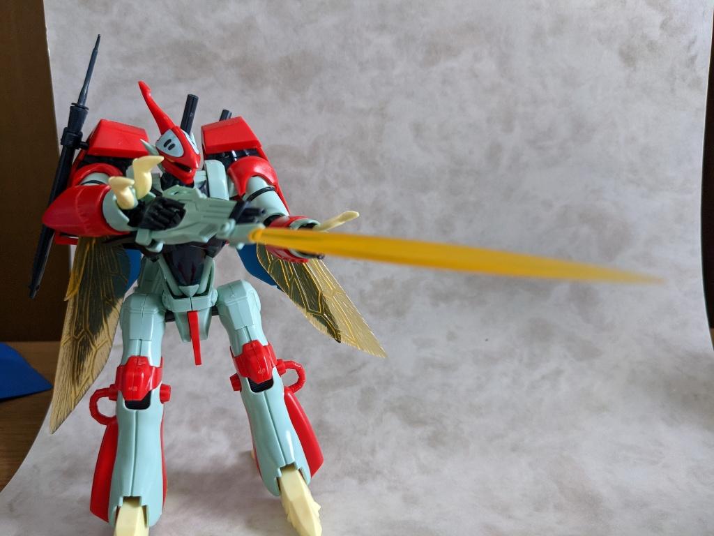 オーラソードライフル剣