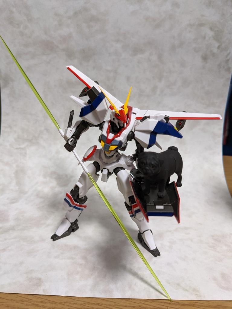 レーザーソード薙刀