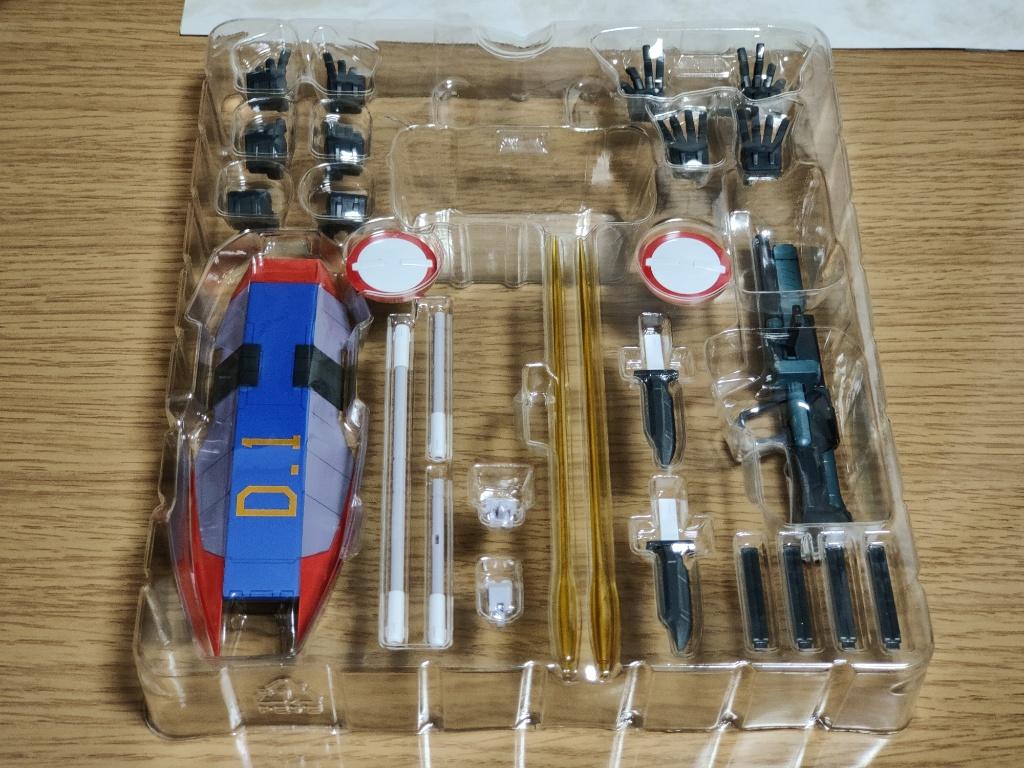 HI-METAL Rドラグナー1カスタム付属品