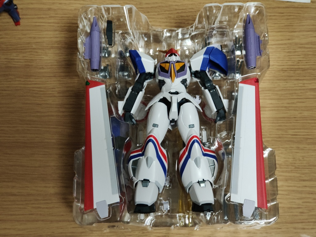 HI-METAL Rドラグナー1カスタム付属品2