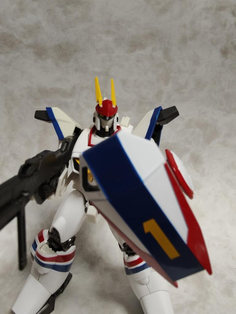 魂SPECドラグナー1武器