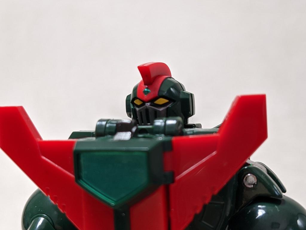 ゲッター剴通常頭部
