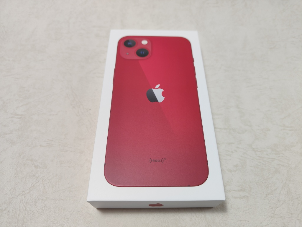 iPhone 13外箱