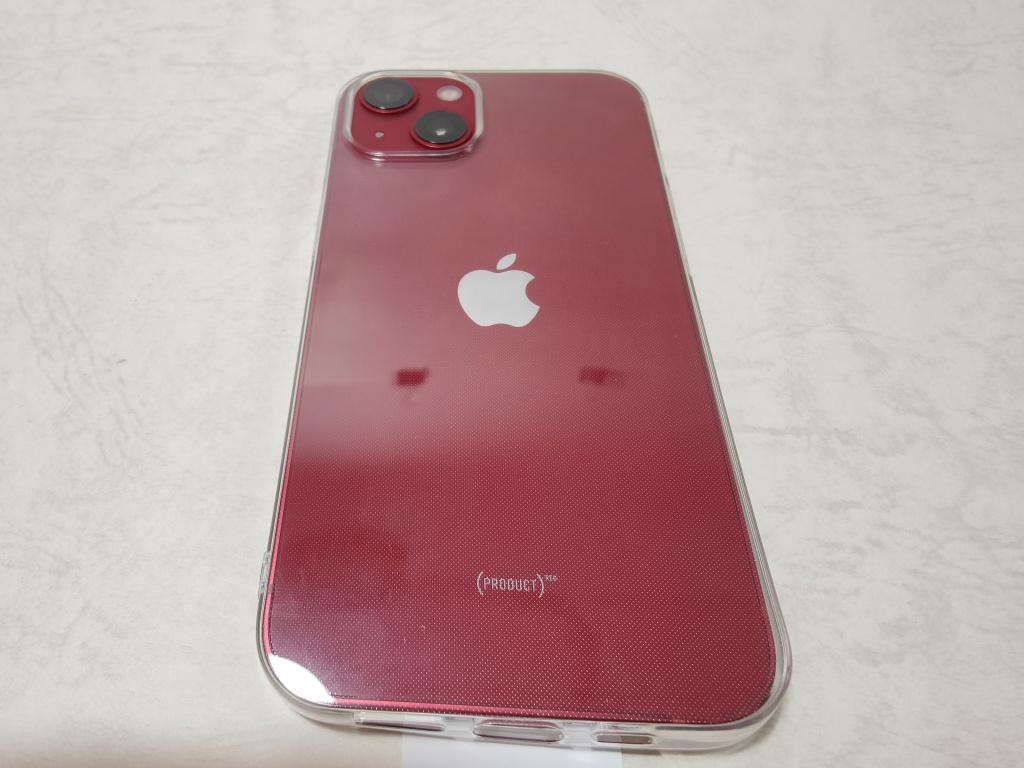 iPhone 13保護ケース背面