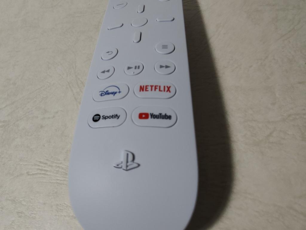 メディアリモコンボタン