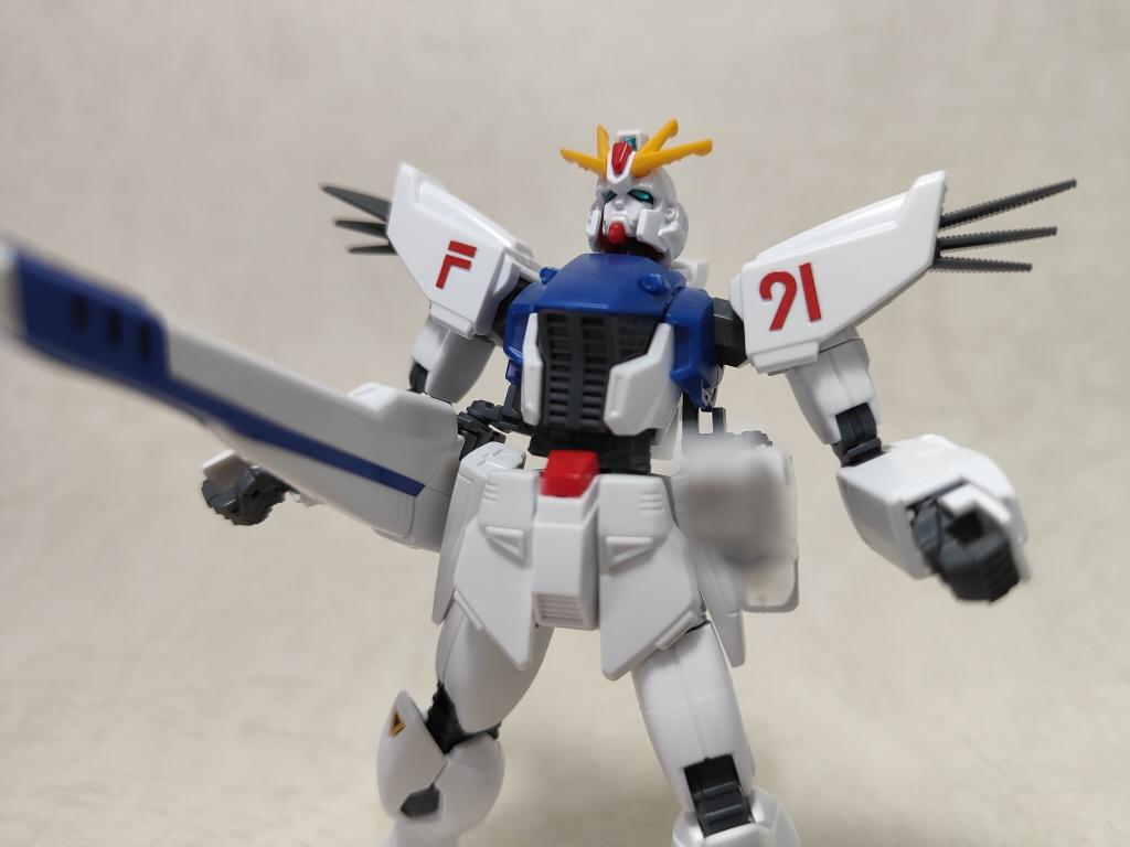 F91フェイスオープン
