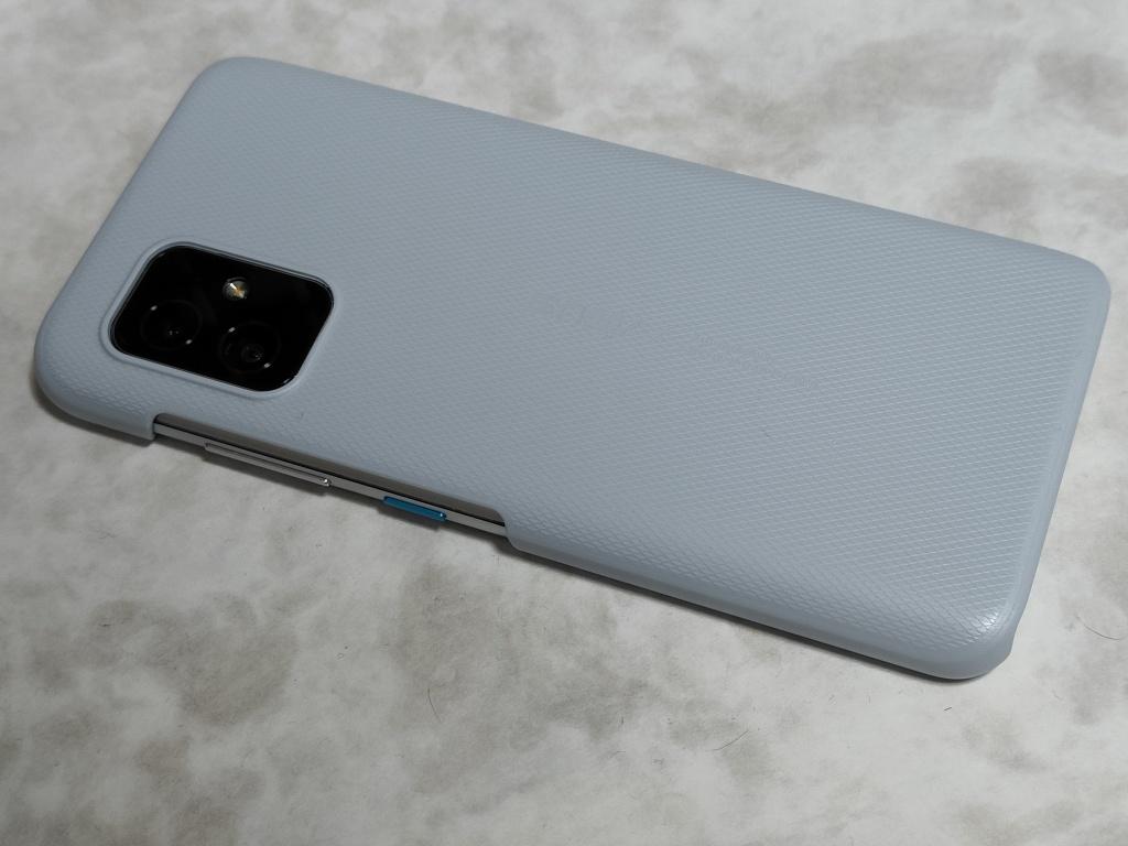 Zenfone 8付属ケース