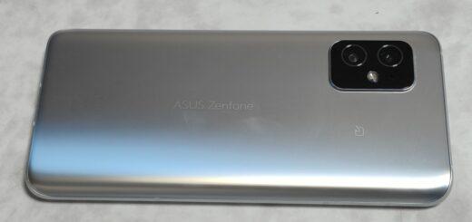 Zenfone 8背面