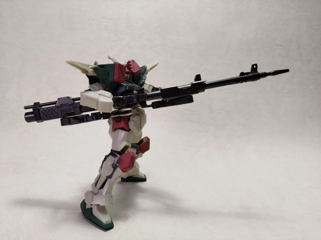 超高インパルス長射程狙撃ライフル